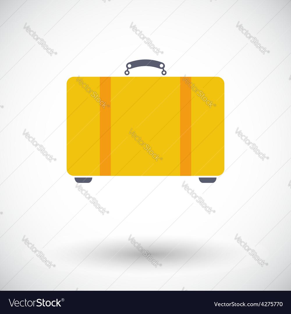 Suitecase vector | Price: 1 Credit (USD $1)