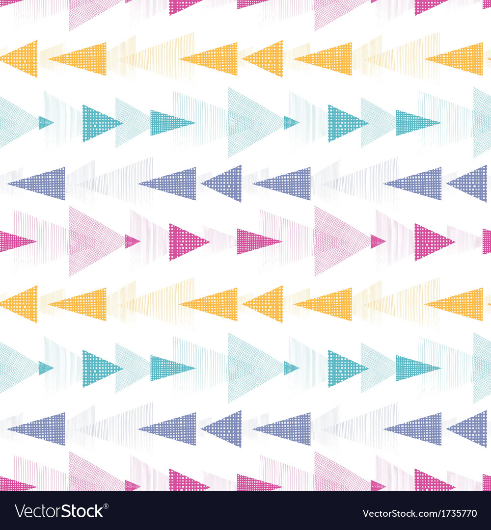 Textured arrows stripes seamless pattern vector | Price: 1 Credit (USD $1)