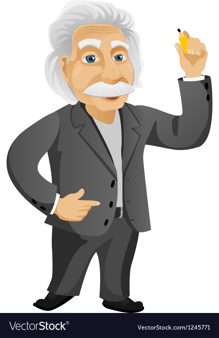 Einstein vector | Price: 3 Credit (USD $3)
