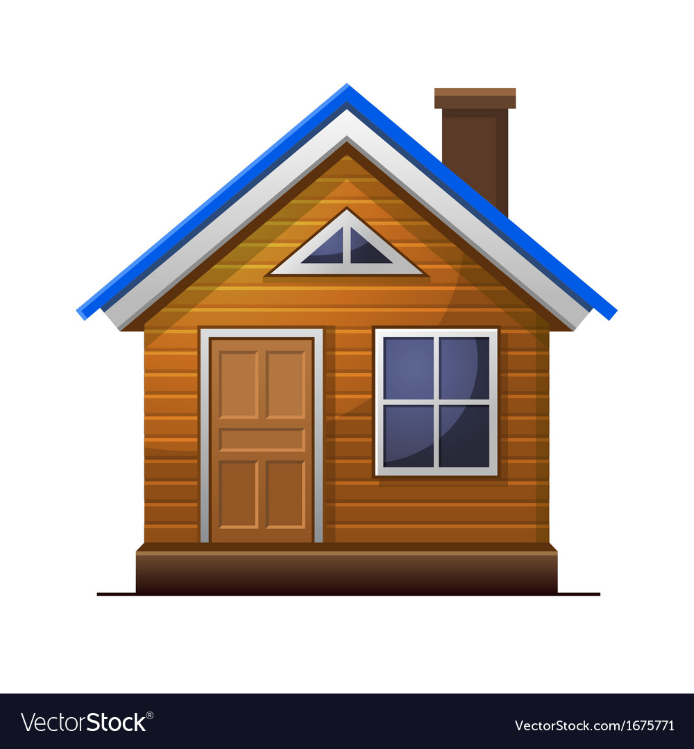 House icon isolated on white background vector   Price: 1 Credit (USD $1)