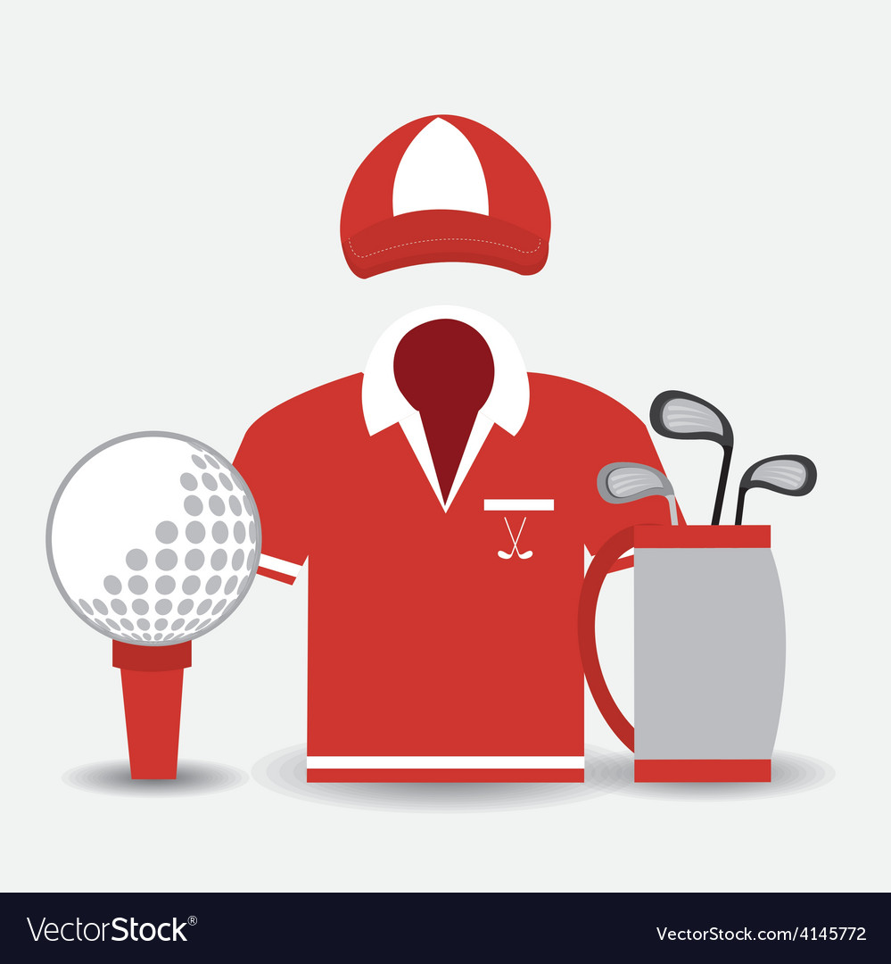 Golf design vector   Price: 1 Credit (USD $1)