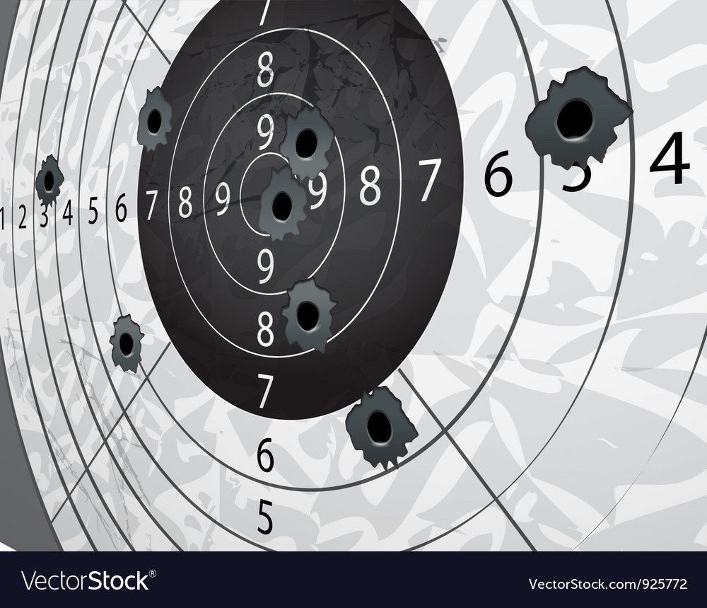 Target aim vector | Price: 1 Credit (USD $1)