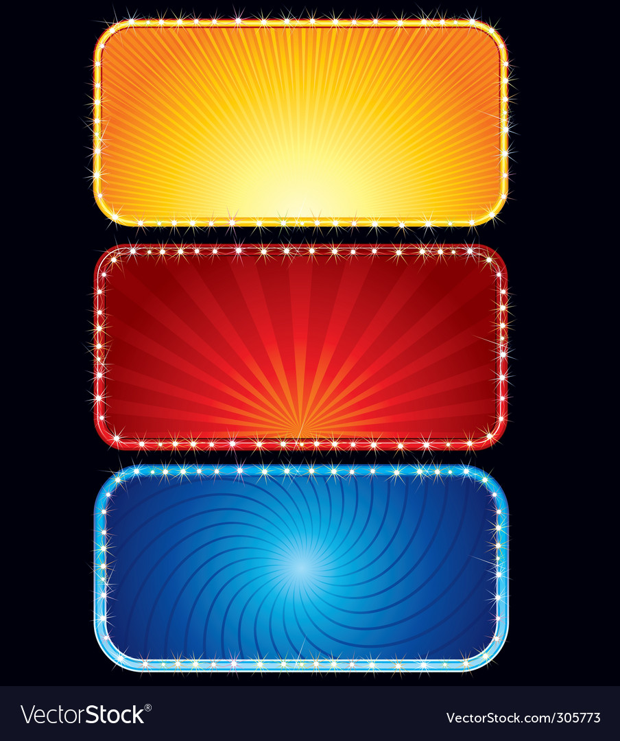 Neon signs vector | Price: 1 Credit (USD $1)