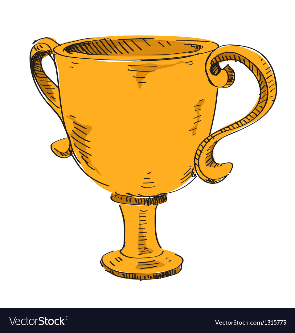 Prize trophy icon vector | Price: 1 Credit (USD $1)
