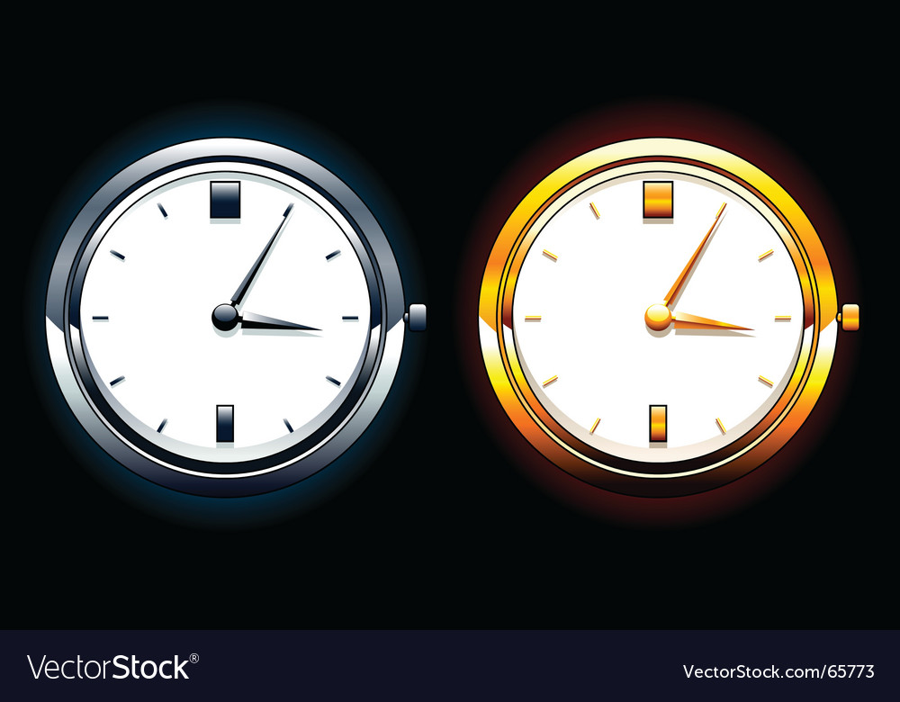 Watch vector | Price: 1 Credit (USD $1)