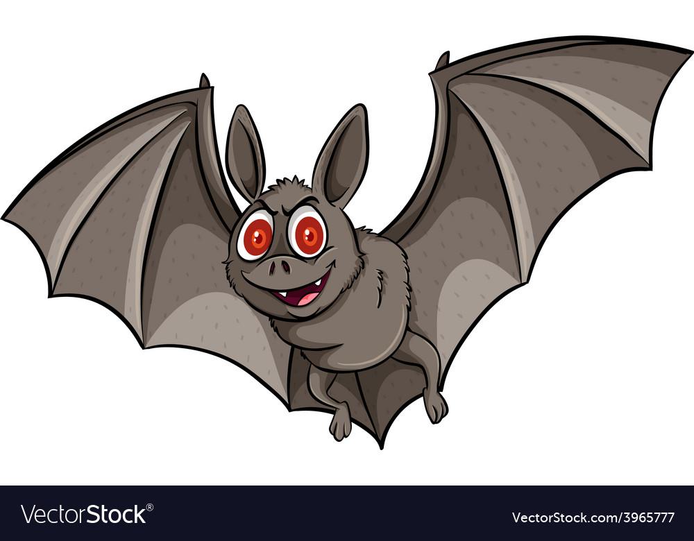 A bat vector | Price: 1 Credit (USD $1)