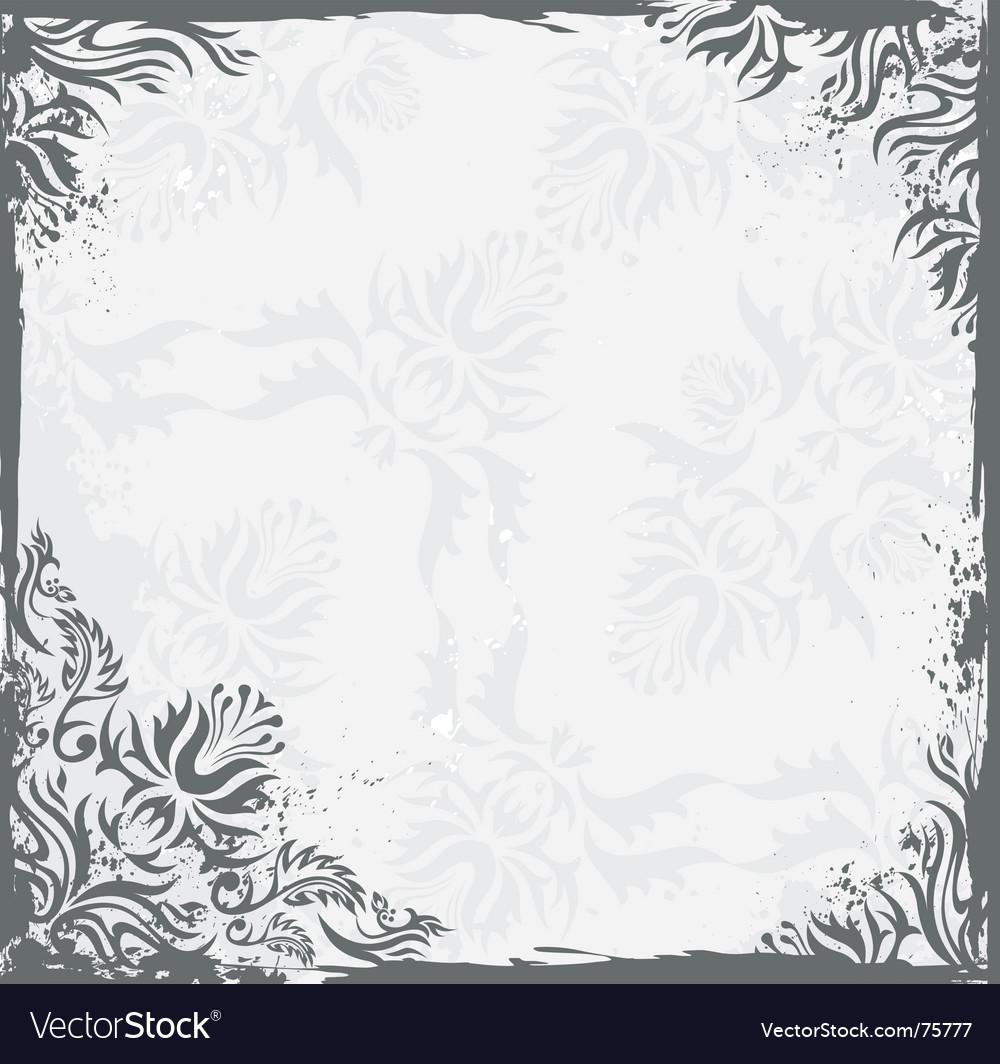 Grunge vintage background vector   Price: 1 Credit (USD $1)