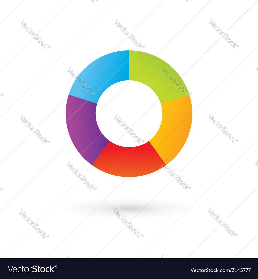 Letter o logo icon design template elements vector | Price: 1 Credit (USD $1)