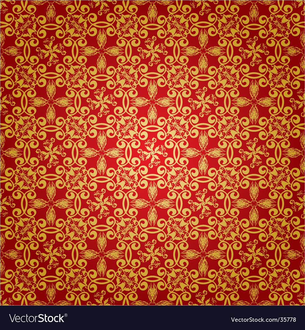 Floral fancy repeat vector   Price: 1 Credit (USD $1)