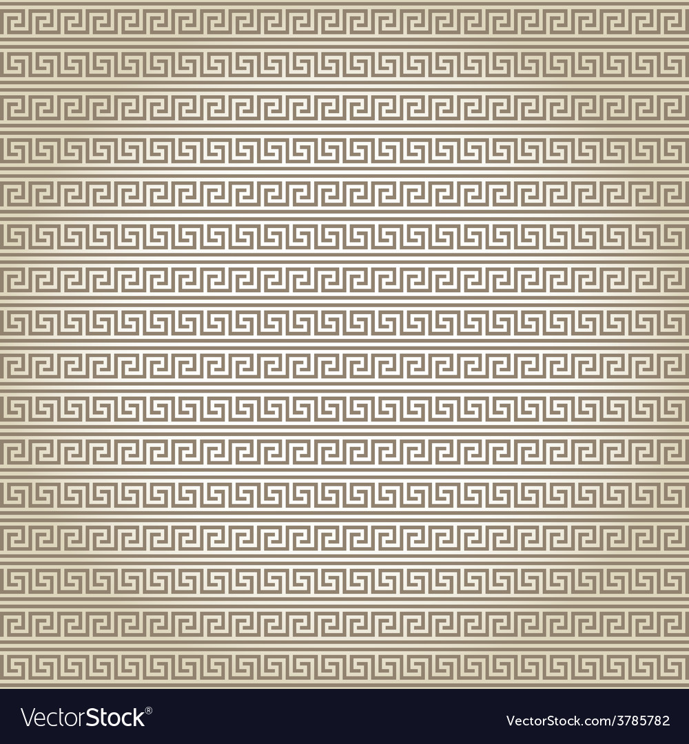Seamless abstract pattern in greek style vector | Price: 1 Credit (USD $1)
