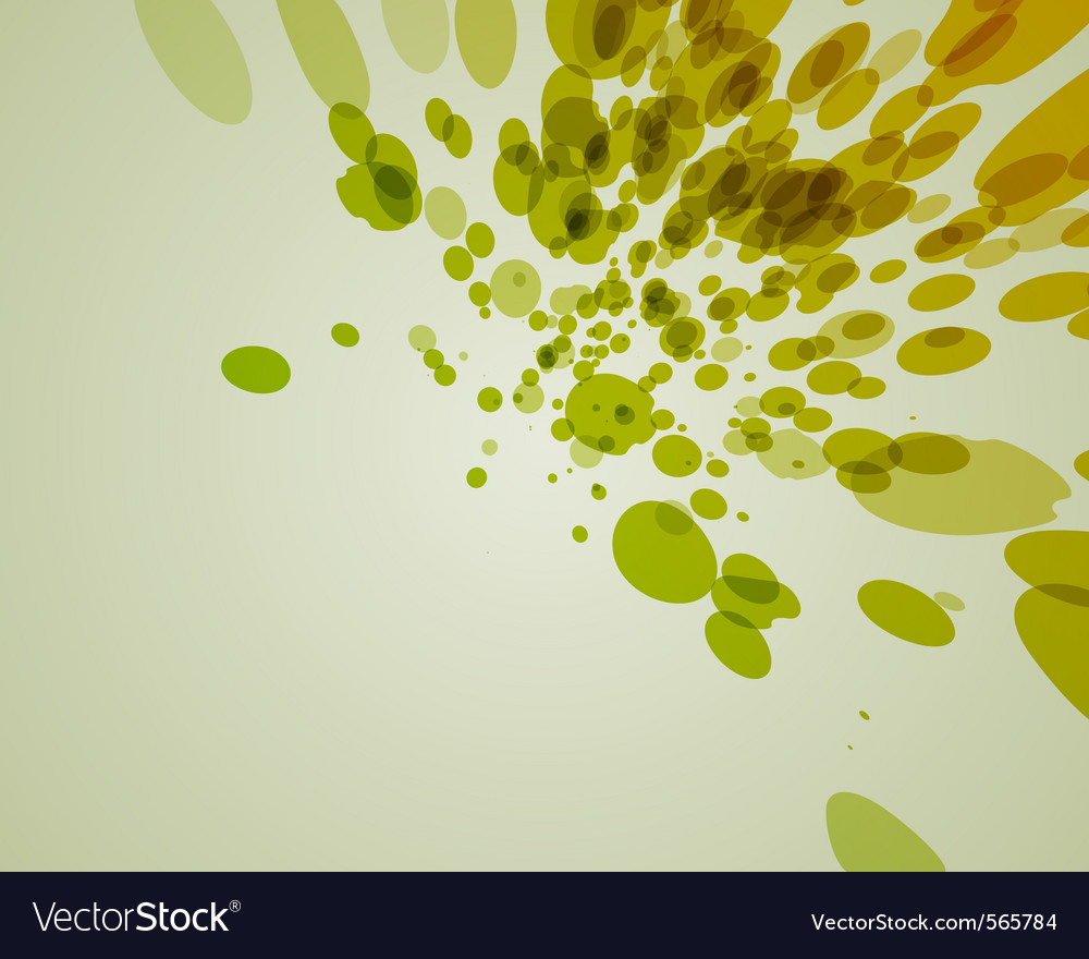Abstract splat background vector | Price: 1 Credit (USD $1)
