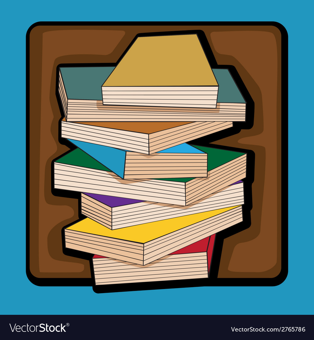 Bibliography vector | Price: 1 Credit (USD $1)