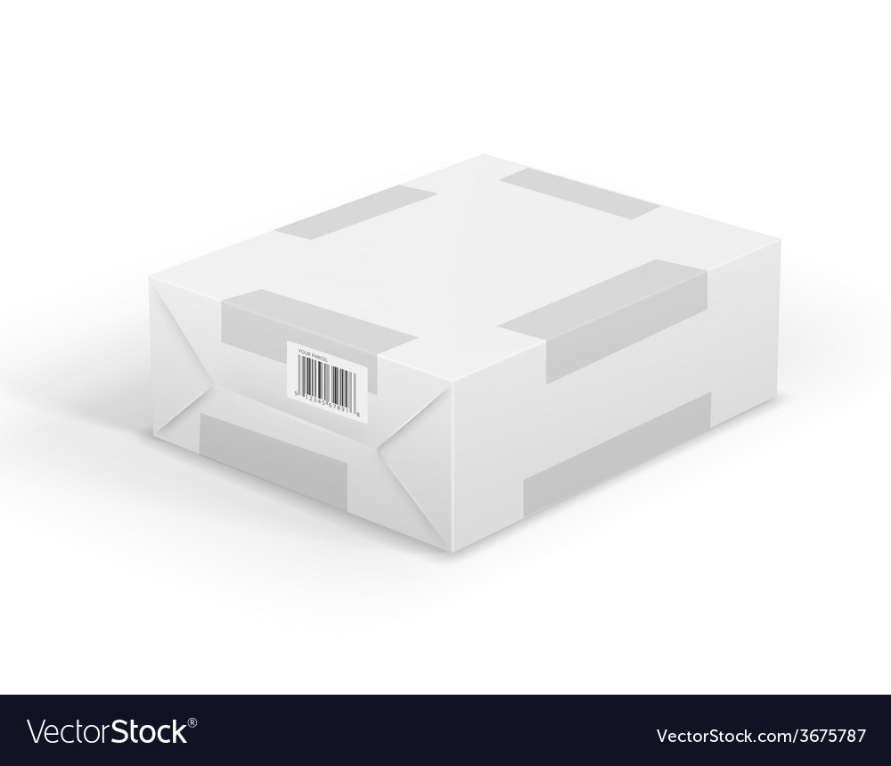 Wraped box vector | Price: 1 Credit (USD $1)