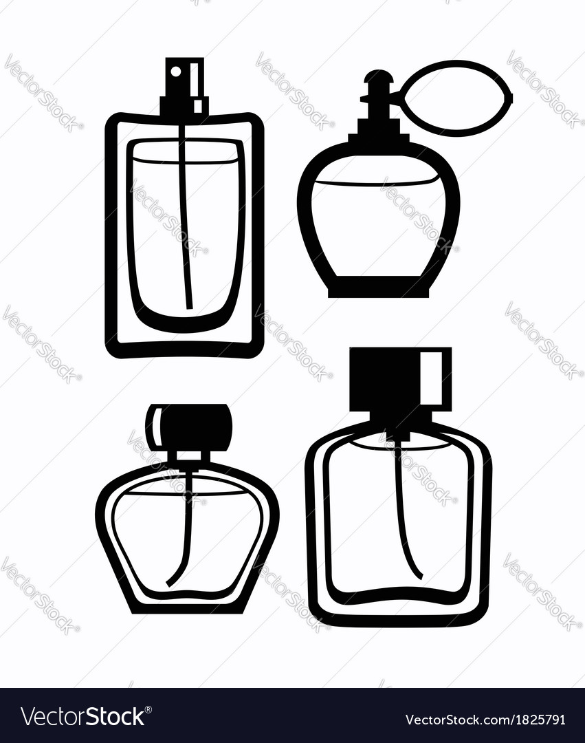 Perfume icon vector | Price: 1 Credit (USD $1)
