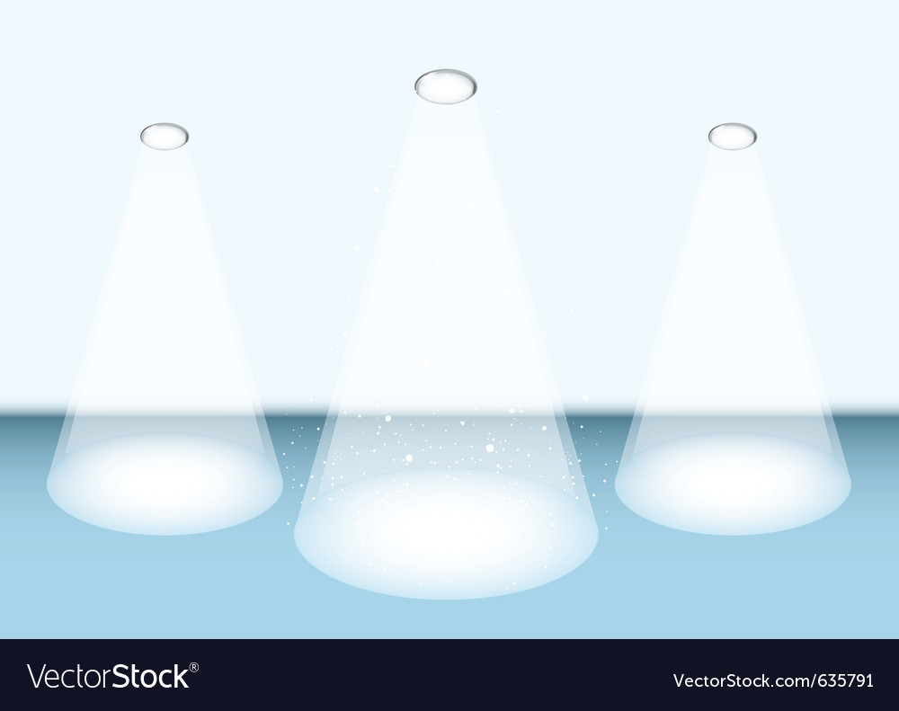 Spotlight stage vector | Price: 1 Credit (USD $1)