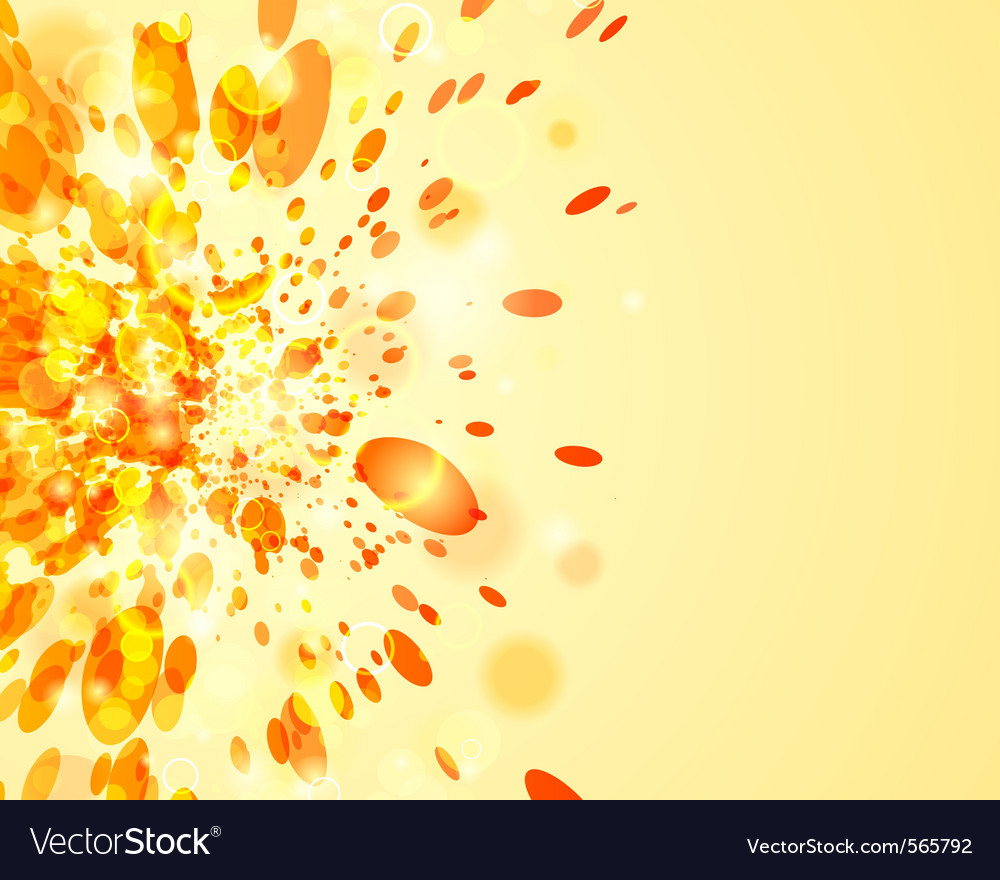 Abstract circle vector | Price: 1 Credit (USD $1)