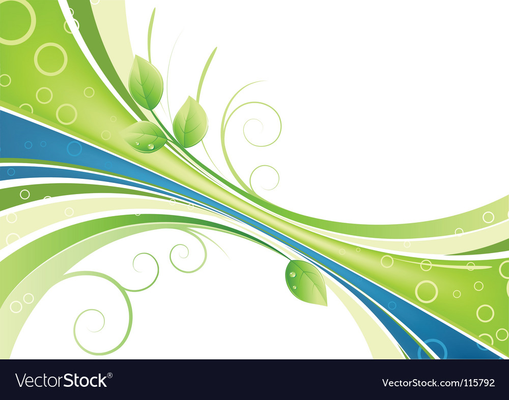 Fresh background vector | Price: 1 Credit (USD $1)