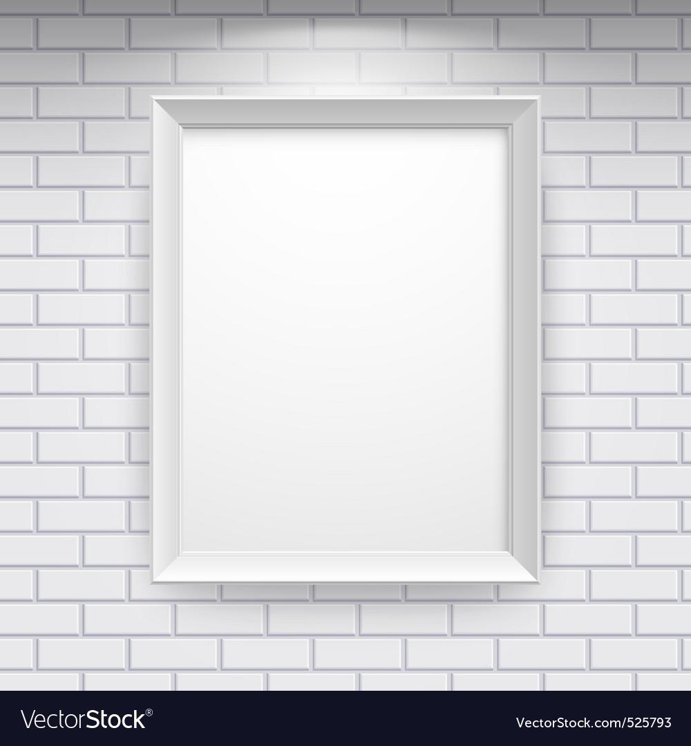 Gallery interior vector | Price: 3 Credit (USD $3)