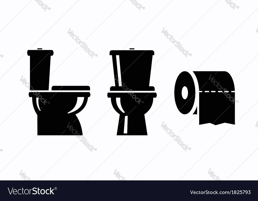 Wc toilet vector   Price: 1 Credit (USD $1)