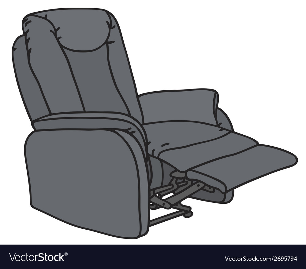 Armchair vector | Price: 1 Credit (USD $1)