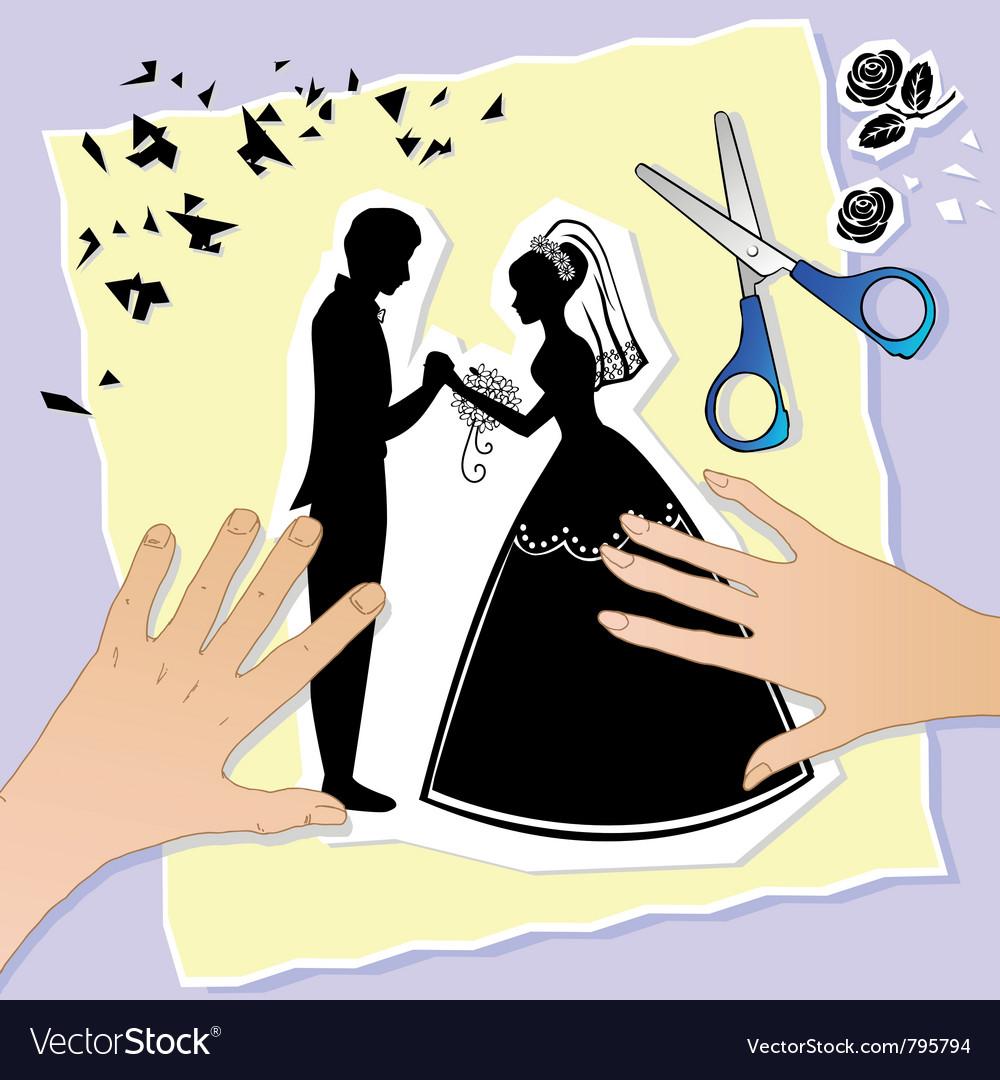 Wedding scene vector   Price: 1 Credit (USD $1)