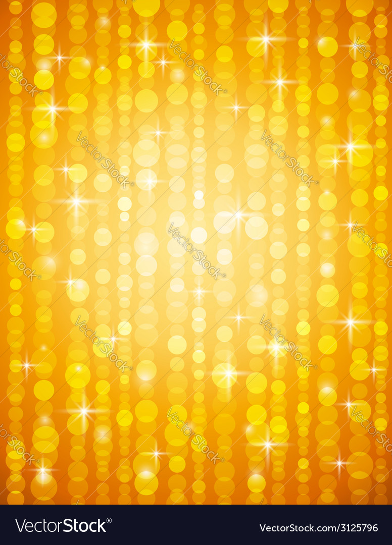Golden brightnes suitable for christmas vector | Price: 1 Credit (USD $1)