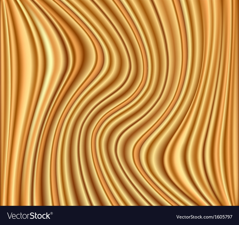 Abstract gold background luxury cloth wave vector | Price: 1 Credit (USD $1)