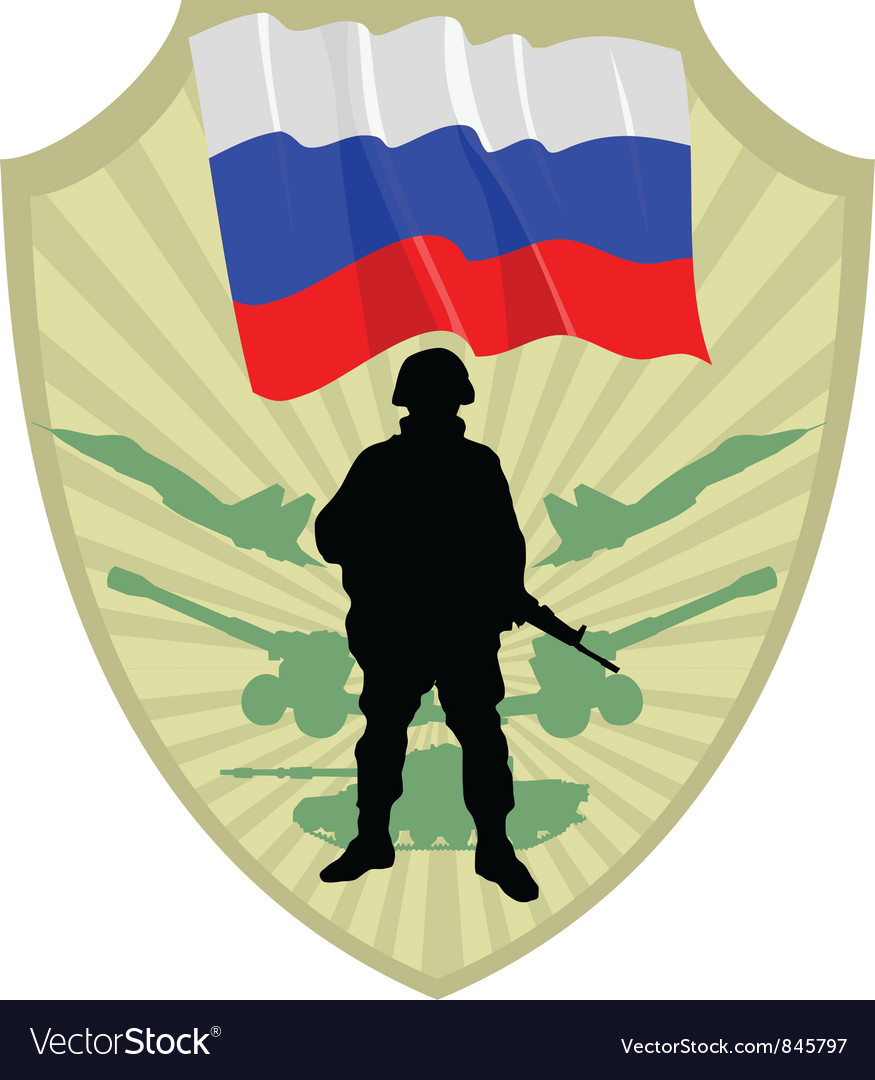 Army of russia vector | Price: 1 Credit (USD $1)