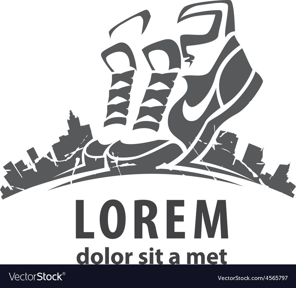 Sneaker or sports shoe vector | Price: 1 Credit (USD $1)