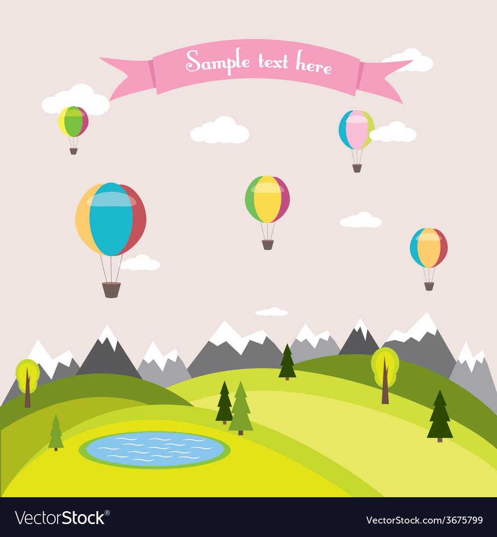 A balloon vector   Price: 1 Credit (USD $1)