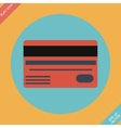 Bank credit cards - vector