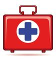 Medicine chest vector