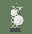 Media tower vector
