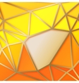 Fabulous triangles in gold vector