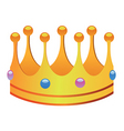 Kings crown vector