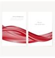Business brochure flyer template vector
