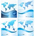 Business backgrounds vector