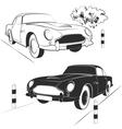 Set cars vector
