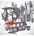 Urban fashion vector