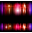 Abstract shiny colorful lines background vector