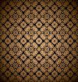 Gold leaf wallpaper vector