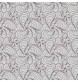 Abstract seamless pattern with simple elements vector
