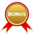 New bonus icon vector