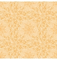 Abstract ornamental swirls seamless pattern vector