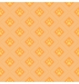 Animal seamless pattern of paw footprint and line vector