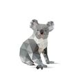 Abstract koalas vector