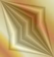 Golden metal background vector