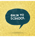 Back to school figures and formulas background vector
