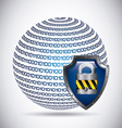 Security data vector