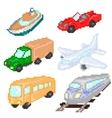 Transport pixelart vector